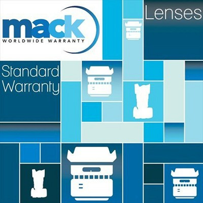 3 Year Professional Lens Warranty Certificate Up to $7,500 *1203*