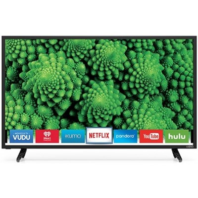 D43f-E1 D-series 43` Class Full-Array LED Smart HDTV (2017 Model)