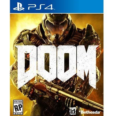 DOOM 1st Person Shooter PS3