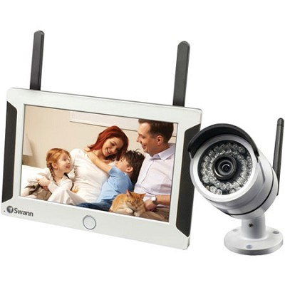 7` Wireless NVR with 1 x 720p Camera