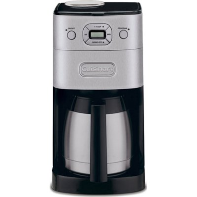 Grind & Brew Thermal 10 Cup Automatic Coffeemaker (Certified Refurbished)