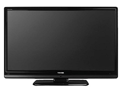 46XV540U - REGZA 46` High-definition 120 Hz 1080p LCD TV
