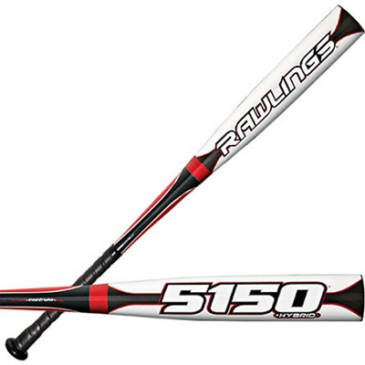 5150 Hybrid High School/Collegiate Baseball Bat (-3) `32
