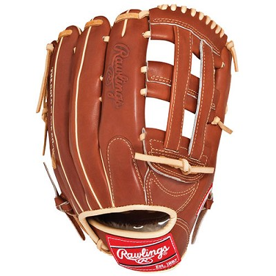 Pro Preferred 12.75` Outfield Baseball Glove (Right Hand Throw)