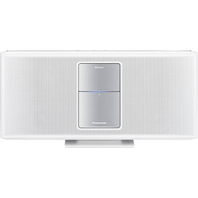 SC-HC05 Compact Stereo System (White) with Wireless Streaming - OPEN BOX
