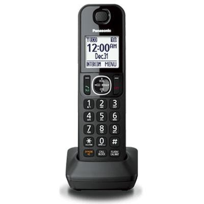 Cordless Handset in Black for KXTGF340 Series - KX-TGFA30B