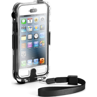 GB35562 Survivor and Catalyst Waterproof Case for iPhone 5/5s -  Black