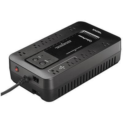 750VA Energy Efficient Uninterruptible Power Supply - EC750G