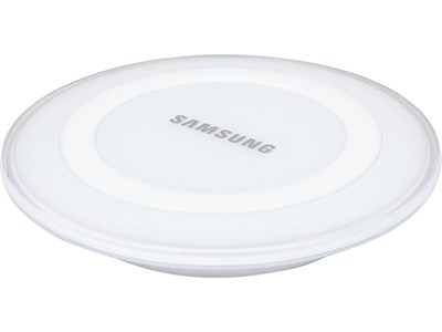 EP-PG920IBUGUS Wireless Charging Pad with 2A Wall Charger - White
