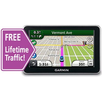 nuvi 2360LT 4.3` Widescreen Bluetooth GPS Navigator w/ Lifetime Traffic