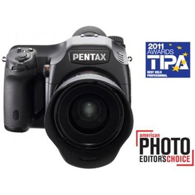 40MP Medium Format Digital SLR Camera - 645D - OPEN BOX