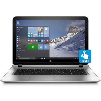 ENVY 17-s010nr 6th-gen Intel Core i7-6500U 17.3` Touchscreen Notebook - OPEN BOX