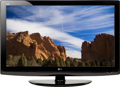 37LG50 - 37` High-definition 1080p LCD TV - OPEN BOX