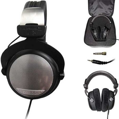 DT 880 Premium Black Version 600 ohm