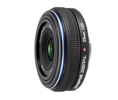 25mm f/2.8 ED Zuiko Lens for Olympus Digital & Four Thirds System