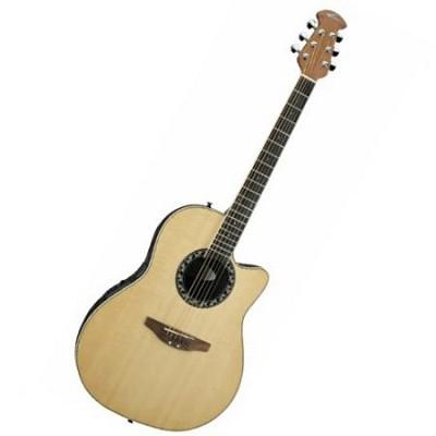 AE128-4 Acoustic Electric Guitar Natural