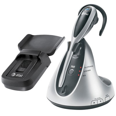 Cordless Headset with Bundled TL7000 Handset Lifter