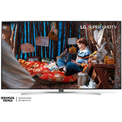 60SJ8000 SUPER UHD 60` 4K HDR Smart IPS LED TV w/ Nano Cell Display (2017 Model)