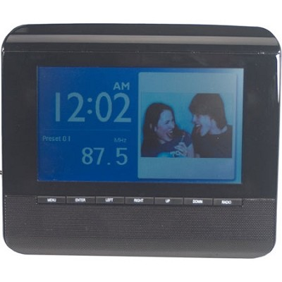 SleuthGear Covert Digital Picture Frame Color (GER)