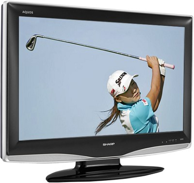 LC-26D43U - AQUOS 26` High-definition LCD TV