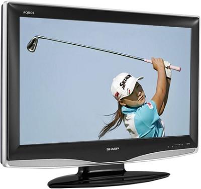 LC-26D43U - AQUOS 26` High-definition LCD TV