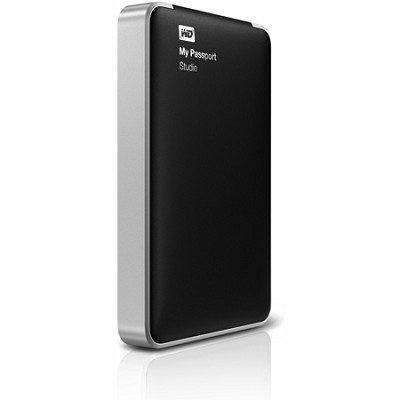 My Passport Studio 2TB FireWire 800 External Hard Drive