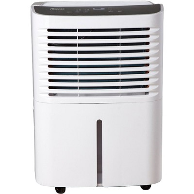 DH-35K1SJE5 Energy Star 35 Pt. 2-Speed Dehumidifier - White