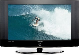 LN-T4642H - 46` High-definition LCD TV w/ integrated ATSC tuner - OPEN BOX