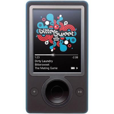 Zune 30GB MultiMedia Player - {Black}
