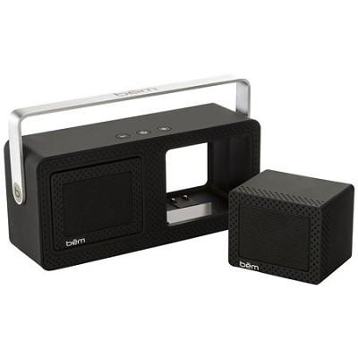 Speaker Duo Portable Stereo Speaker Set - BEMSSS