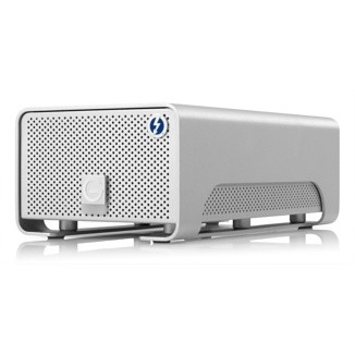 G-RAID with Thunderbolt 8TB Professional Portable Dual-Drive Storage System
