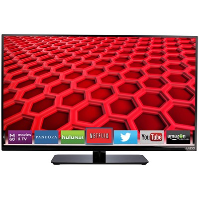 E400i-B2 - 40-Inch Full-Array 1080p LED Smart HDTV 120Hz Slim Frame Design TV