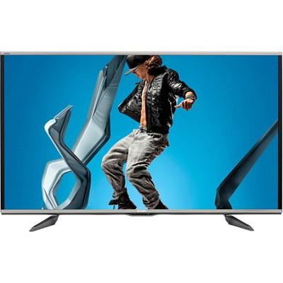 LC60UQ17U - 60` Q+ LED HDTV 1080p 240Hz THX 3D WiFi Bluetooth (Aluminum)