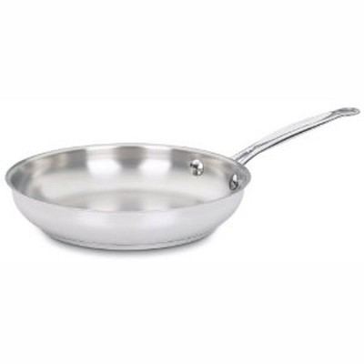 722-22 - Chef's Classic Stainless 9 Inch Open Skillet
