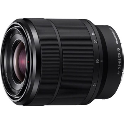 SEL2870 FE 28-70mm F3.5-5.6 OSS Full Frame Lens - OPEN BOX