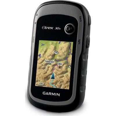 eTrex 30x Handheld GPS - 010-01508-10