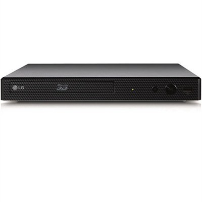 Smart 3D Wi-Fi Streaming Blu-ray Player - BP550 -OPEN BOX