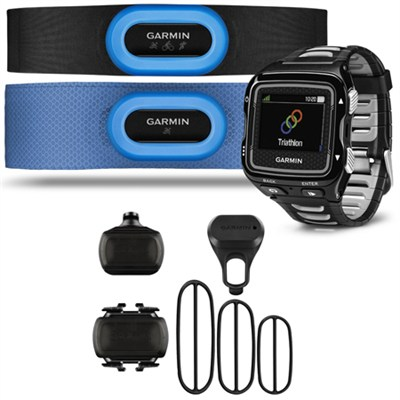 Forerunner 920XT Tri-Bundle with Bike Speed Sensor and Cadence Sensor