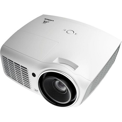 D803W-3D 3600 Lumen WXGA 3D Blu-Ray Ready DLP Projector