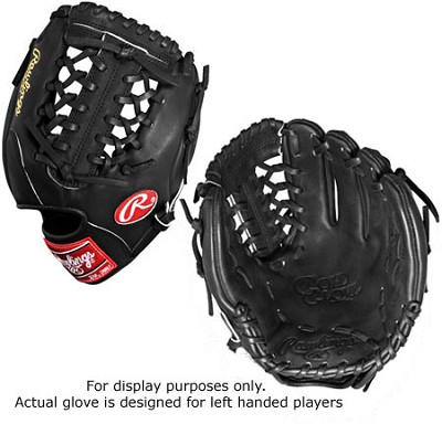 Gold Glove 11.5 inch Baseball Glove Left Handed Throw