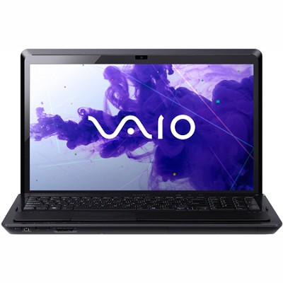 VAIO - VPCF232FX - 16.4 in. Full HD Core i7-2670QM Processor (Black) - OPEN BOX