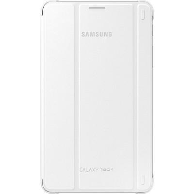 Book Cover Case for Samsung Galaxy Tab 4 7.0 - White (EF-BT230WWEGUJ)