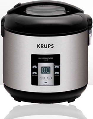 RK7009 - 4-in-1 5-Cup Rice Cooker and Steamer