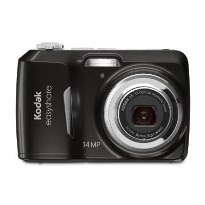 EasyShare C1530 14 MP Camera with 3x Optical Zoom and 3 Inch LCD Black