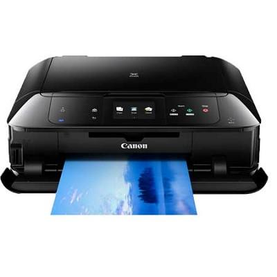PIXMA MG7520 Black Wireless Color All-in-One Inkjet Multifunction Printer