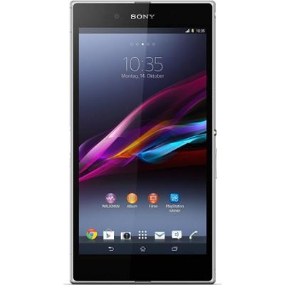 Mobile Xperia Z Ultra LTE C6806 - Unlocked - White