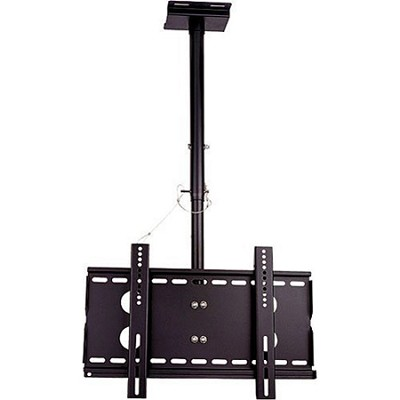 Universal Tilt Ceiling Mount for Large Flat Panel TVs 20` - 40`