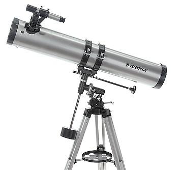 Powerseeker 114 EQ Telescope