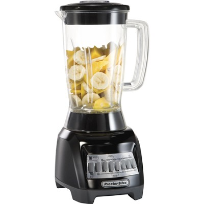 10-Speed Blender, Black (50127)