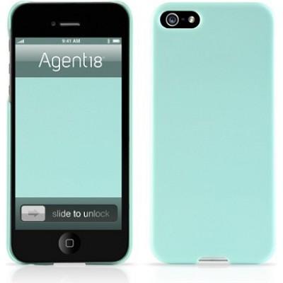 SlimShield Slim Case for iPhone 5 - Brooke Green